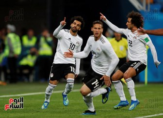 2018-08-06 Egypt-Russia Mo Salah Penalty 19-06-2018 15