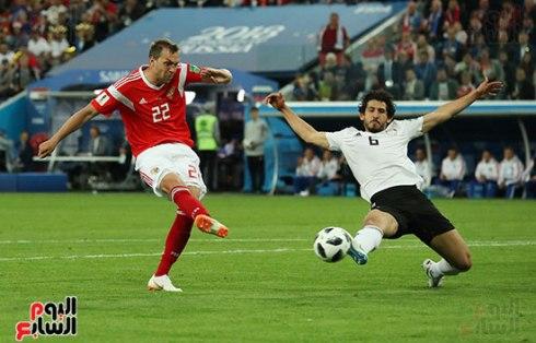 2018-08-06 Egypt-Russia Team 19-05-2018 14