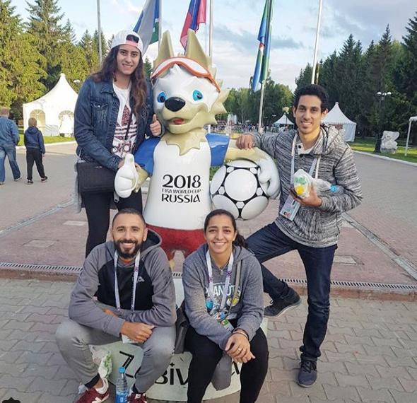 2018-08-06 Egypt Squash Stars in Russia 01