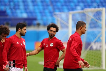 2018-08-06 Egypt Training 01