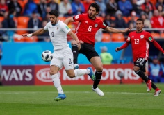 World Cup - Group A - Egypt vs Uruguay