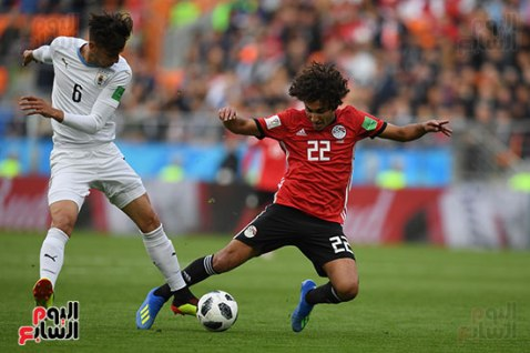 2018-08-06 Egypt-Uruguay Team 15-05-2018 First Day of Eid 03