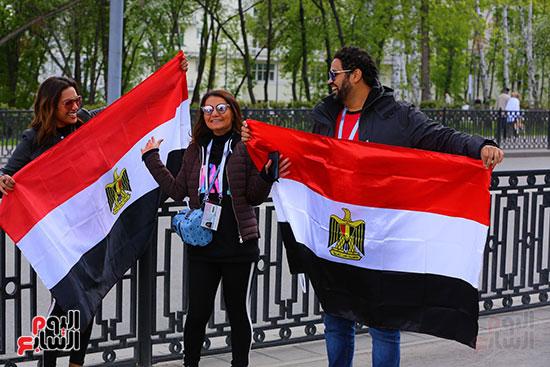 2018-08-06 Egyptian fans in Russia 2018 05