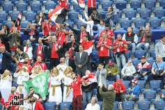 2018-08-06 Egyptian fans in Russia 2018 19