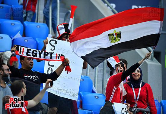 2018-08-06 Egyptian fans in Russia 2018 23