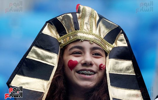 2018-08-06 Egyptian fans in Russia 2018 26