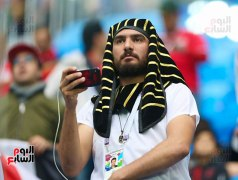 2018-08-06 Egyptian fans in Russia 2018 28