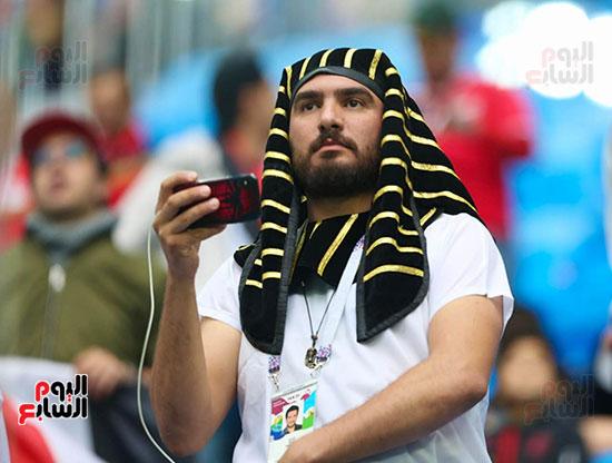 2018-08-06 Egyptian fans in Russia 2018 28