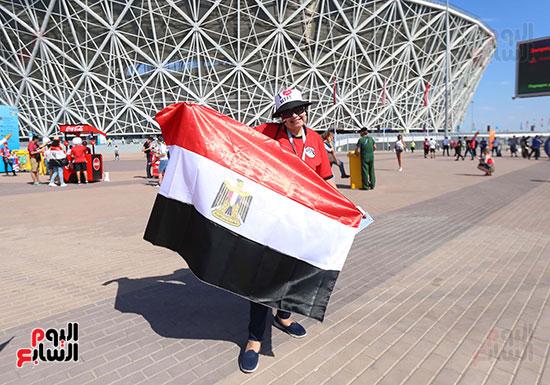 2018-08-06 Egyptian fans in Russia 2018 38