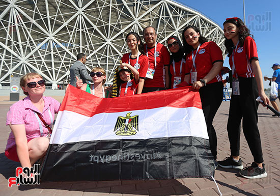 2018-08-06 Egyptian fans in Russia 2018 39