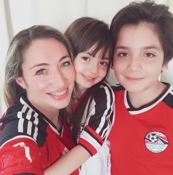 2018-08-06 Fans in Egypt - Mahmoud Fayez Family 01
