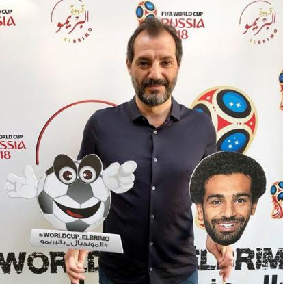 2018-08-06 Fans in Lebanon - Adel Karam