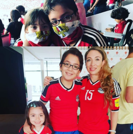 2018-08-06 Fans in Russia - Mahmoud Fayez Family 02