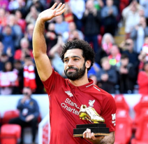 2018-08-06 Salah Player of the Year in England 2017-2018 03
