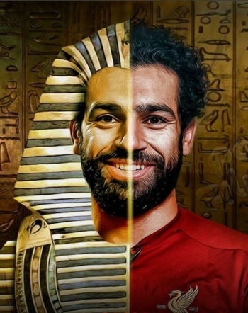 2018-08-06 Salah The Egyptian King