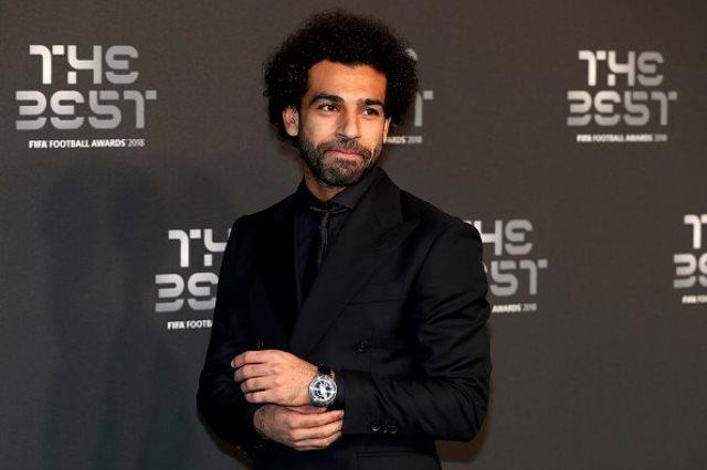 2018-10-02 Mo Salah FIFA The Best 2018 05