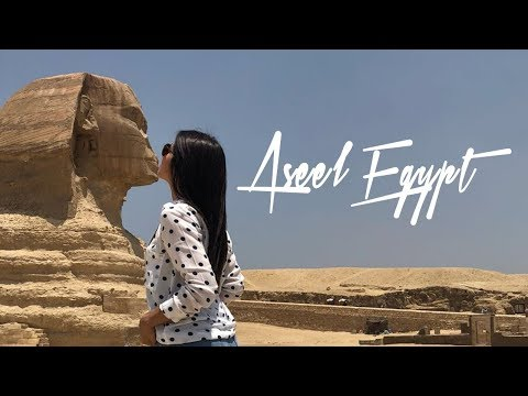 2018-10-07 Egypt Cairo tour with Saudi Arabia Aseel Omran - Giza Pyramids and Sphinx