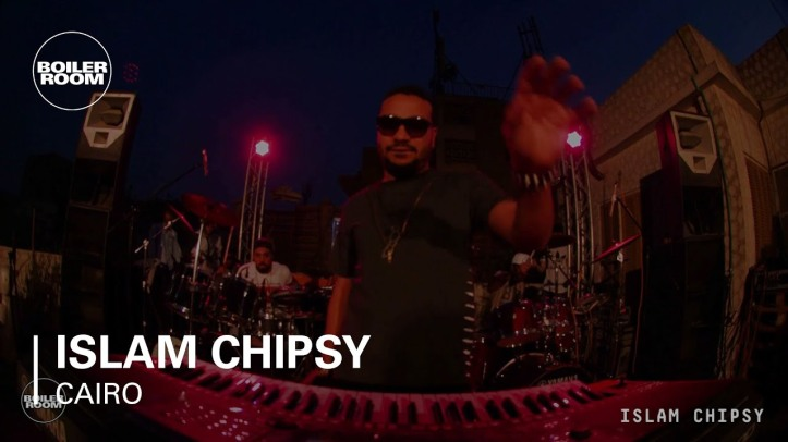 2018-12-14 Cairo Electronic Shaabi Music with DJ Islam Chipsy - Boiler Room Cairo - Youtube