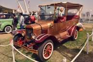 2019-04-03 Egypt Cairo Classic Cars and Vehicles Meetup - 1930s Ford MSN