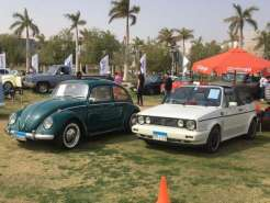2019-04-03 Egypt Cairo Classic Cars and Vehicles Meetup - Vintage VW and Beetle MSN