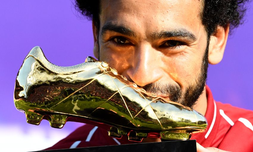 2019-04-08 Egypt Salah Golden Boot in English premier league 02