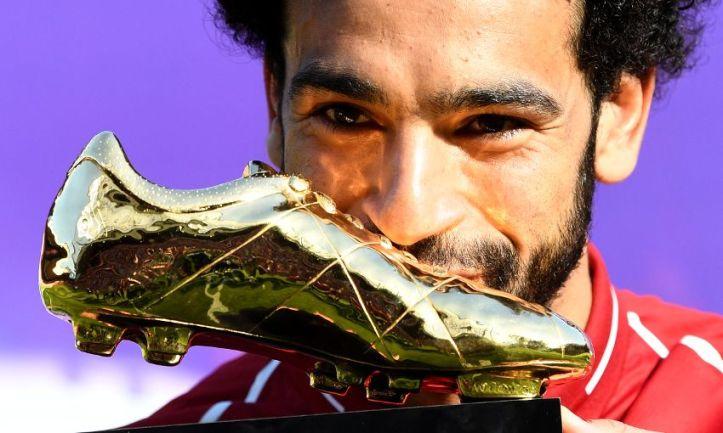 2019-04-08 Egypt Salah Golden Boot in English premier league 02