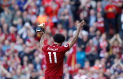 2019-04-08 Egypt Salah Golden Boot in English premier league 05