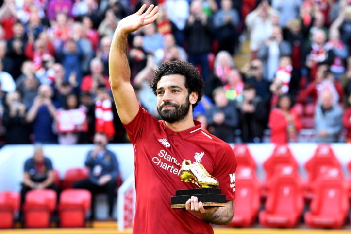 2019-04-08 Egypt Salah Golden Boot in English premier league 06