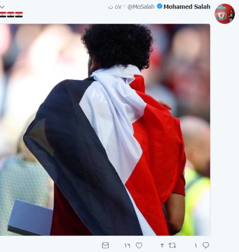 2019-04-08 Egypt Salah Golden Boot in English premier league 07