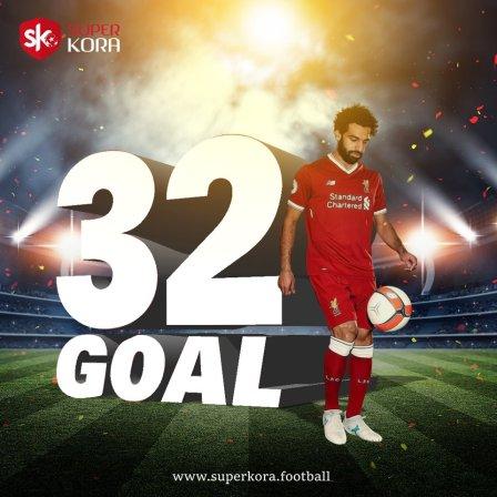 2019-04-08 Egypt Salah Golden Boot in English premier league - 32 goals SuperKora 09
