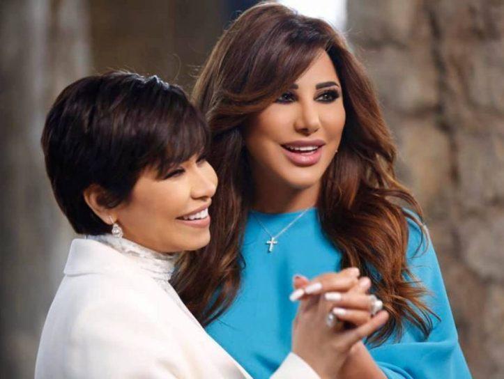 2019-05-10 Sherine and Najwa karam Zain Ramadan 2019 Akhlaq song YouTube