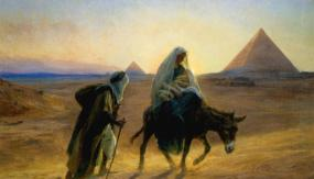 2019-05-11 The holy family journey and refuge in Egypt 03