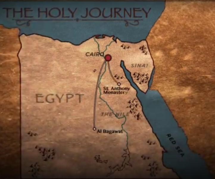 2019-05-11 The Holy Journey in Egypt