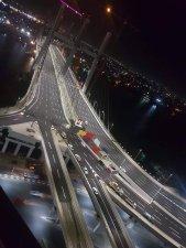 2019-05-17 Rod El Farag Axis bridge over the Nile of Cairo by night