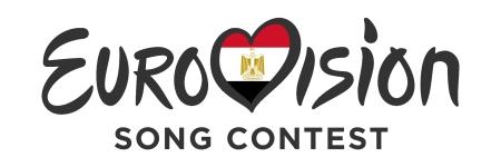 2019-05-22 Eurovision Song Contest Egypt logo