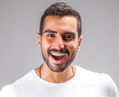 2019-05-22 Mohamed El Sharnouby Egyptian singer