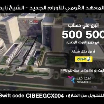 2019-05-23 500 500 Cancer Hospital serving patients in Egypt for free - Donations