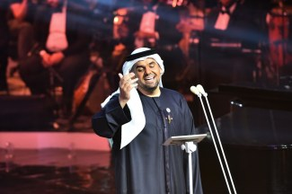 2019-06-18 Hussain Al Jassmi performs at Cairo Opera house 01