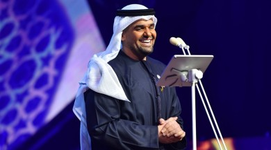 2019-06-18 Hussain Al Jassmi performs at Cairo Opera house 02