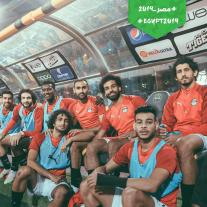 2019-06-19 Egypt National Football Team AFCON 2019 preperation