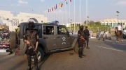 2019-06-19 Egypt Police special forces for AFCON 2019 at Stadiums 03