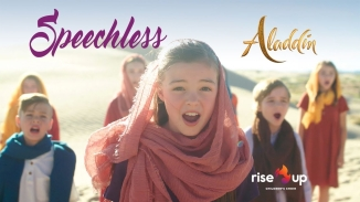 2019-07-17 Speechless song cover by Rise Up Children's Choir USA - YouTube