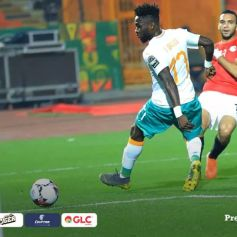 2019-11-26 Egypt AFCON U23 African Football Cup - Egypt final win 2-1 Cote divoire goal