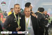 2019-11-26 Egypt AFCON U23 African Football Cup - Egypt team coach Shawky Gharib 01