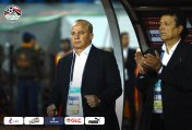 2019-11-26 Egypt AFCON U23 African Football Cup - Egypt team coach Shawky Gharib 03