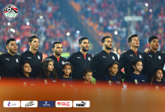 2019-11-26 Egypt AFCON U23 African Football Cup - Egyptian Team and kids 01