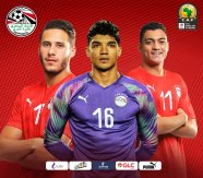 2019-11-26 Egypt AFCON U23 African Football Cup - Egyptian Team Best Players