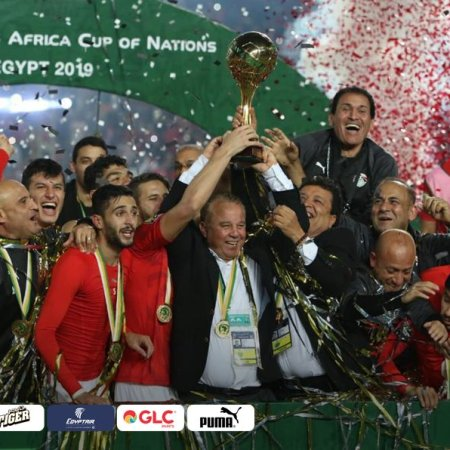 2019-11-26 Egypt AFCON U23 African Football Cup - Egyptian Team Champions 03