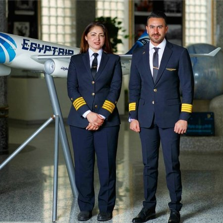 2020-02-09 EgyptAir commander-in-chief pilots