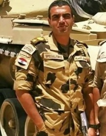 2020-05-31 Colonel Ahmed Mansi - Egyptian Army Thunderbolt Commandos 02
